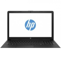 "Ноутбук HP15 15-da0407ur 15.6"" FHD, Intel Core i3-7020U, 4Gb, 500Gb, no ODD, NVidia MX110 2Gb, Win10, черный ***"