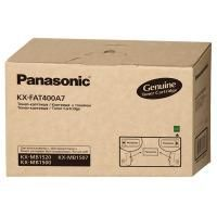 Тонер-картридж Panasonic KX-FAT400A7  1 800 копий