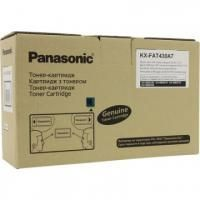 Тонер-картридж Panasonic KX-FAT430A7  3 000 копий