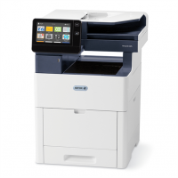 МФУ XEROX VersaLink C605/X (A4, LED, 1200х2400dpi, 53/53ppm, max 120K pages per month, 4Gb memory, 1.05 GHz, DADF)